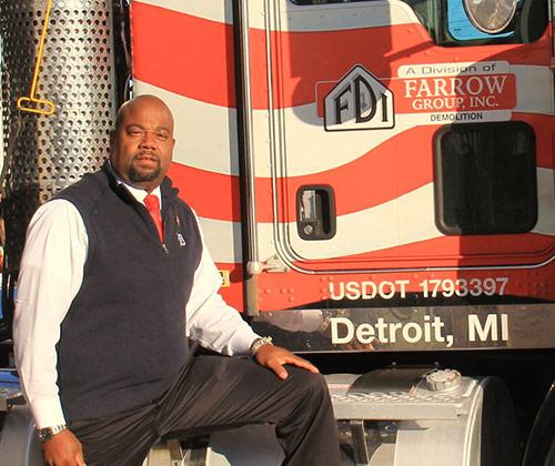 Michael Farrow