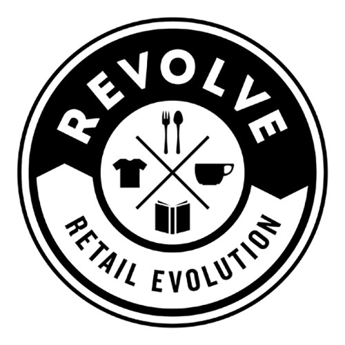 REVOLVE - Retail Evolution logo