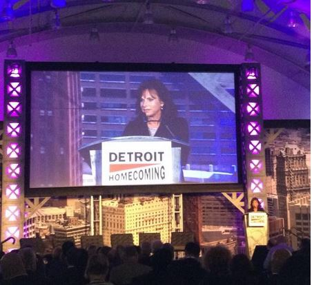 Andra Rush shares her manufacturing success in Detroit.