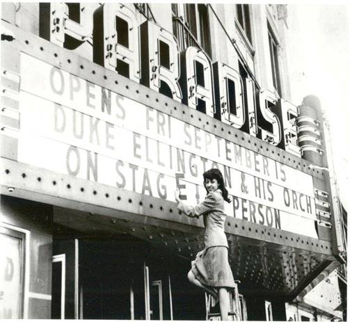 Paradise Theatre Photo
