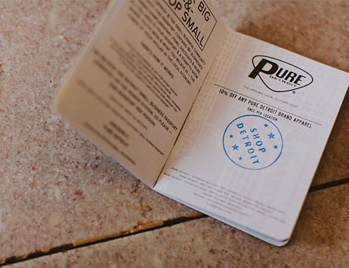 Detroit Small Business Passport is Ready for the Holiday Season
