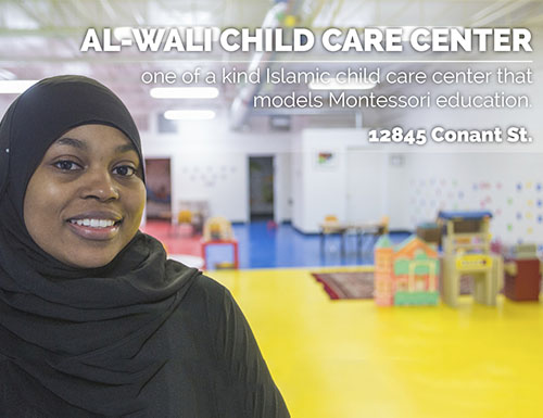 Ali-Wali Child Care Center