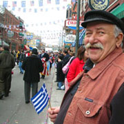 Life in Detroit - Greektown Celebration